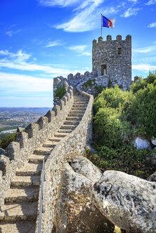 Portugal, Sintra, Castelo dos Mouros - VT00582