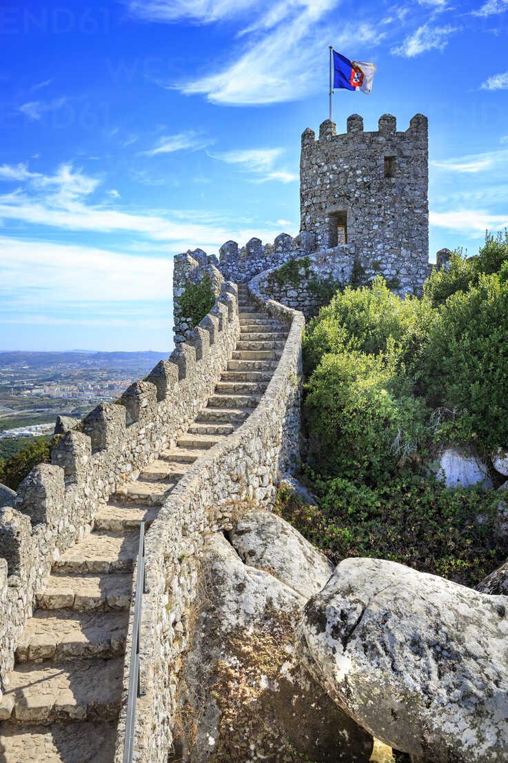 Portugal, Sintra, Castelo dos Mouros - VT00582 - Val Thoermer/Westend61