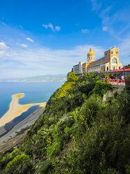 Italy, Sicily, Tindari, Santuario Maria Santissima - AMF05263