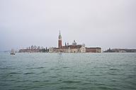 Italy, Venice, view to San Giorgio Maggiore from San Marco - XCF00137