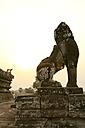 Cambodia, Angkor, Ankor Wat, Pre Rup temple, sculpture - REAF00214