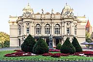 Poland, Krakow, Slowacki Theater - CSTF01239