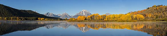 USA, Wyoming, Rocky Mountains, Teton Range, Grand Teton National Park, scenic - FOF08889
