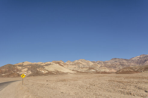 USA, California, Death Valley, desert - LMF00720