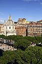 Italy, Rome, view to Trajan's Market - DSGF01491