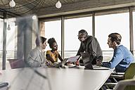 Business meeting in office - UUF09981