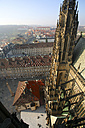 Czechia, Prague, seen from St Vitus Cathedral - DSGF01503