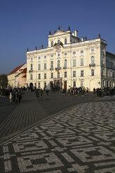 Czechia, Prague, Archbishop's Palace - DSGF01512