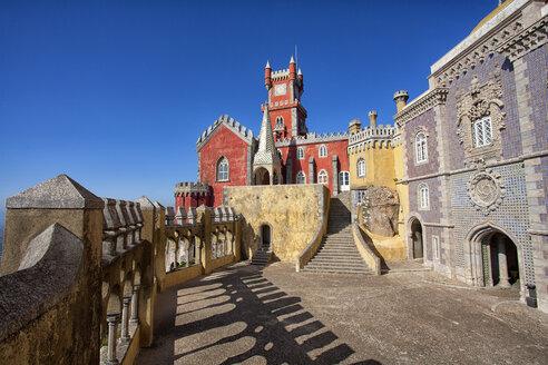 Portugal, Sintra, National Palace - DSG01524