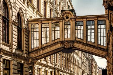 Czechia, Prague, historical skywalk - CSTF01303