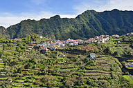 Portugal, Madeira, mountain villages on the north coast - RJF00668