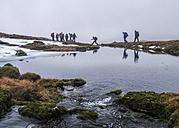 UK, Scotland, Glencoe, trekking at Stob Coire Nan Lochan - ALRF00889