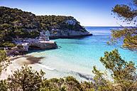 Spain, Menorca, Cala Mitjana - SMAF00705