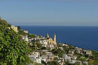 Italy, Campania, Province of Salerno, Amalfi coast, Praiano - LBF01598