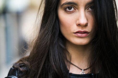 Portrait of beautiful young woman - KKAF00528
