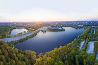 Germany, Bavaria, Nuremberg, Dutzendteich, Nazi party rally grounds, congress hall - MMAF00064