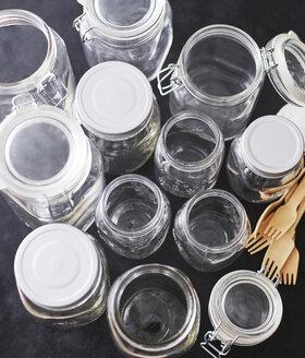 Various preserving jars - KSWF01793