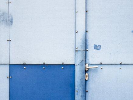 Blue door - EJWF00849