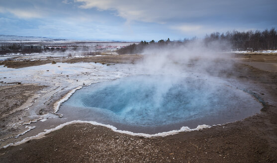 Iceland, geysir and hot springs on Golden Circle - EPF00420