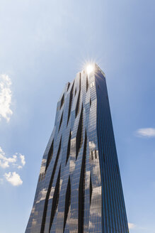 Austria, Vienna, Donau City, DC Tower 1 - WD03986