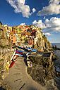Italy, Liguria, Cinque Terre, Manarola - PU00615