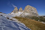 Italy, Alto Adige, Dolomites, Sassolungo, Langkofel - RUEF01784