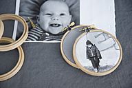 Embroidery frames with - GISF00275