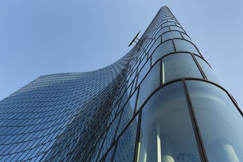 Austria, Vienna, modern architecture, OMV headquarters - FCF01176