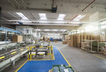 Conveyor belt in factory shop floor - DIGF01810
