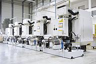Machines on factory shop floor - DIGF02060