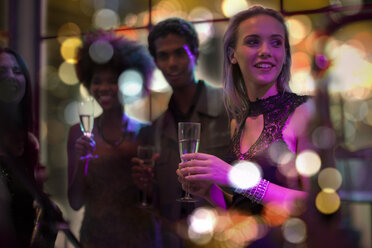 People celebrating and having fun on a party - ZEF13574