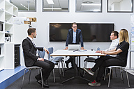 Business people having a meeting in conference room - DIGF02292