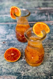Water flavoured blood orange - SARF03320