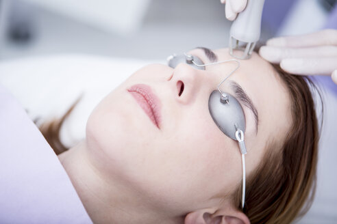 Aesthetic surgery, CO2 laser resurfacing - WESTF22963