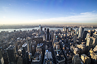 USA, New York City, cityscape - DAWF00536