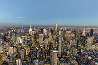USA, New York City, cityscape - DAWF00542