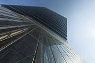 Austria, Vienna, modern office tower - FC01192