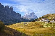 Italy, South Tyrol, Dolomites, Passo Gardena - RJF00691