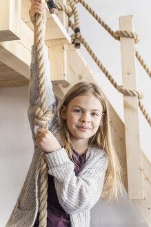 Portrait of girl in children's room - TCF05387