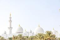 UAE, Abu Dhabi, Sheikh Zayed Mosque - MMAF00080