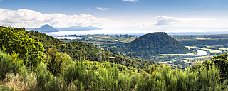 New Zealand, Taupo District, Lake Taupo - STSF01192