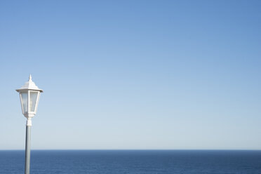 Lantern and sea with blue sky - SKCF00298
