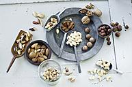 Various nuts - ASF06082