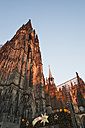 Germany, Cologne, Cologne Cathedral at Christmas time - GWF05219
