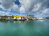 Caribbean, Barbados, Bridgetown, Harbor at Independence Square - AMF05397