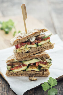 Vegetable sandwich - IPF00391