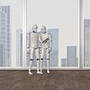 Robot standing - AHUF00377