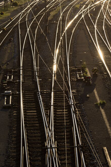 Railway tracks and junctions - NDF00653