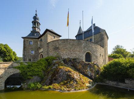 Germany, Ludwigstadt, Lauenstein castle - SIE07426
