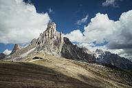 Italy, Alto Adige, Dolomites, Passo di Giau - STCF00340